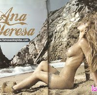 Ana Teresa nua (Playboy Portugal 2009)