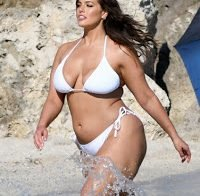 Ashley Graham e o seu grande e belo corpo