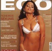 Mónica Sofia despida (revista Ego 2005)