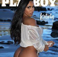 Na Playboy da África do Sul a maravilhosa Katiely Kathissumi