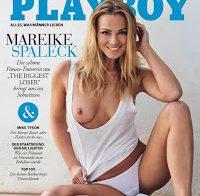 Na Playboy de Abril a maravilhosa Mareike Spaleck