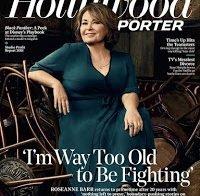 Roseanne Barr fala sobre o reinício de Roseanne, como ela e a sua personagem votaram em Trump