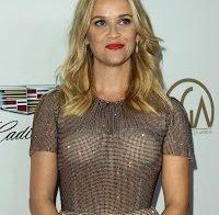 """Reese Witherspoon em #MeToo e Time's Up: """"Sinto uma mudança, completamente"""""""