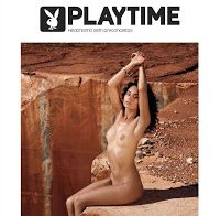 Susana Sanches nua (Playboy Portugal 2012)