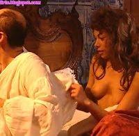 As mamas de Sandra Cóias (topless em 2001)