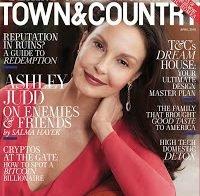 """Ashley Judd espera que Hollywood faça """"alterações"""" depois de """"a colocar na lista negra maliciosamente"""""""