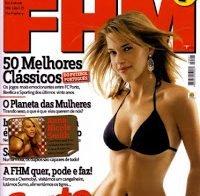 Rita Andrade despida (FHM 2005)