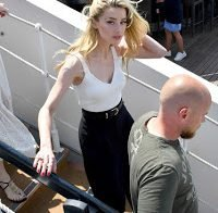 A maravilhosa Amber Heard
