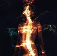 O corpo todo nu de Kate Moss