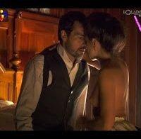 As mamas de Dalila do Carmo topless (2008)