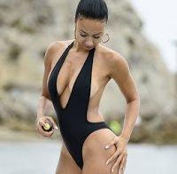 O pequeno fato de banho de Draya Michele