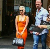 Os mamilos de Lady Gaga