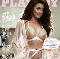 A maravilhosa Amy Taylor nua para Playboy Australia