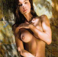 A bela e maravilhosa Leticia Datena na Playboy.