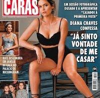 Diana Chaves mostra o que ainda vale de lingerie