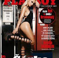 Sarka na Playboy