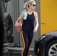 As belas pernas de Brie Larson
