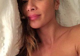 Nicole Scherzinger topless em novo leak