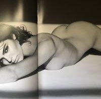 Kendall Jenner nua em photobook de Russel James
