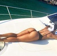 O corpo de Carina Lima, a mais sensual piloto portuguesa