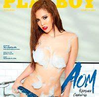 Kedsnee Chaiwong nua na Playboy Tailândia (2016)