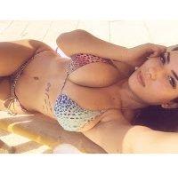 Sofia Sousa mostra-se semi-nua nas redes sociais (ex-Casa dos Segredos)