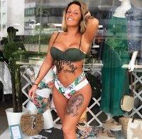 Liliana Rodrigues semi-nua nas redes sociais