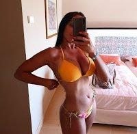Diana Ferreira exibe corpo sensual nas redes sociais