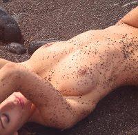 Kristina Levina nua na Playboy