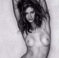 Alyssa Sutherland topless
