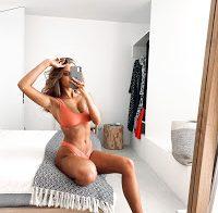 Margarida Corceiro semi-nua nas redes sociais