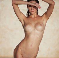 18 fotos de Vika Levina nua