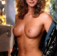 Debi Johnson nua na Playboy (1984)