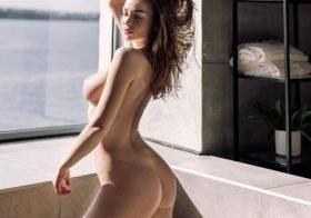 Yana Palchevskaya nua em ensaio sensual