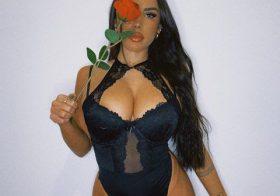 Francisca Tavares mostra que poderia ter sucesso no OnlyFans